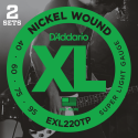 D'addario EXL 220TP Twin Pack