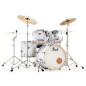 Export EXX725BR/C735 Matte White + Sabian SBR Cymbal Pack