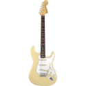 Fender Yngwie Malmsteen Signature Stratocaster Rosewood Neck Vintage White