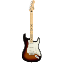 Player Stratocaster® MN 3-Color Sunburst + LC Bag