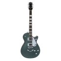 Gretsch G5220 Electromatic® Jet™ BT Single-Cut with V-Stoptail Black Walnut Fingerboard Jade Grey Metallic