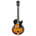 Ibanez GB10SE BS George Benson Brown Sunburst