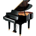 Yamaha GB1K SC2 Silent Polished Ebony