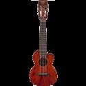 Gretsch G9126 A.C.E. Guitar-Ukulele Acoustic-Cutaway-Electric with Gig Bag Ovangkol Fingerboard Fishman® Kula Pickup Honey Mahogany Stain