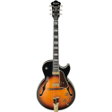 Ibanez GB10 George Benson Brown Sunburst