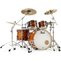 Pearl Masters Maple Complete Almond Red Stripe
