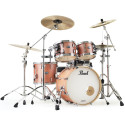Pearl MCT904XEP/C838 Masters Maple Complete Shell Kit Satin Sakura Coral