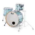 Pearl MCT943XEP/C414 Masters Maple Complete 3-Piece Shell Kit Ice Blue Oyster