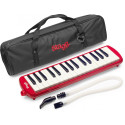 Stagg MELOSTA32 RD Melodica Rood