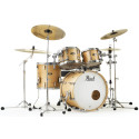 MMG904XP/C186 Masters Maple Gum 4-Piece Shell Kit Hand Rubbed Natural Maple