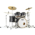 MMG904XP/C421 Masters Maple Gum 4-Piece Shell Kit Black Diamond Pearl