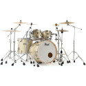 MMG924XSP/C453 Masters Maple Gum 4-Piece Shell Kit Platinum Gold Oyster