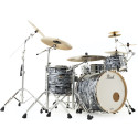 Pearl MRV923XSP/C495 Masters Maple Reserve 3-Piece Shell Kit Classic Black Oyster