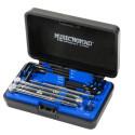 MN235 Premium Guitar Tech Truss Rod Wrench Set - 11 pcs.