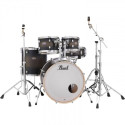 DMP925F/C262 Decade Maple Satin Black Burst (+ Pearl HWP-830 Hardware Pack)