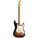Player Stratocaster® HSS PF 3-Color Sunburst