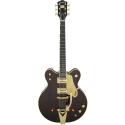 G6122T-62GE Vintage Select Edition 1962 Chet Atkins® Country Gentleman® with Bigsby® TV Jones® Walnut Stain