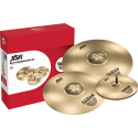 Sabian XSR Series Rock Performance Pack