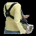 Remo 18-5044-70 Dual Slider Percussie Schouderriem