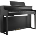 HP-704 CH (Charcoal) + Beethovenbank + Hoofdtelefoon