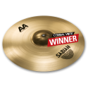 Sabian AA Series Raw Bell Crash 18""