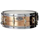 "Pearl STA1450PB Sensitone Elite Series Snare Drum 14""x 5"" Premium Beaded Phosphor Bronze"
