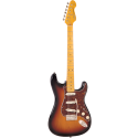 Vintage V6MSSB Maple Neck Sunburst
