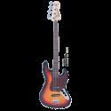Vintage Bass VJ74SSB Sunburst