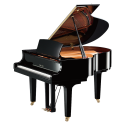 Yamaha C1X PE CX Series Polished Ebony