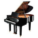 Yamaha C1X SH2 PE CX Series Silent Polished Ebony