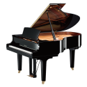 Yamaha C3X PE CX Series Polished Ebony
