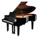 Yamaha C5X PE CX Series Polished Ebony