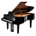 Yamaha C6X PE CX Series Polished Ebony