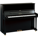 Yamaha YUS1 Traditional Upright Polished Ebony