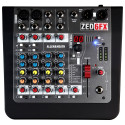 Allen & Heath ZED-6FX 6-Channel Live Mixer With FX