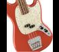 Fender Vintera '60s Mustang Bass® Pau Ferro Fingerboard Fiesta Red