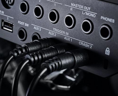 Krachtige Connectiviteit Voor Podium en Studio