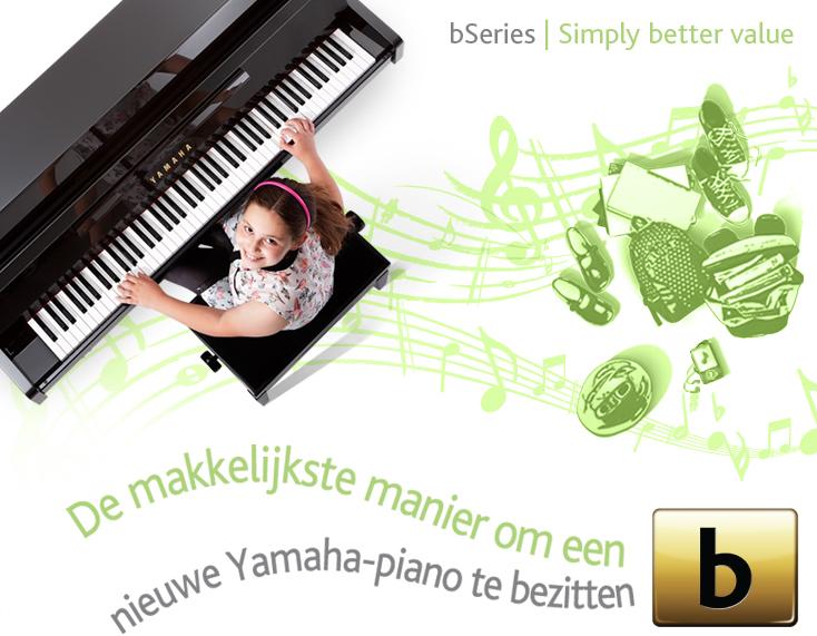 Yamaha-B-series