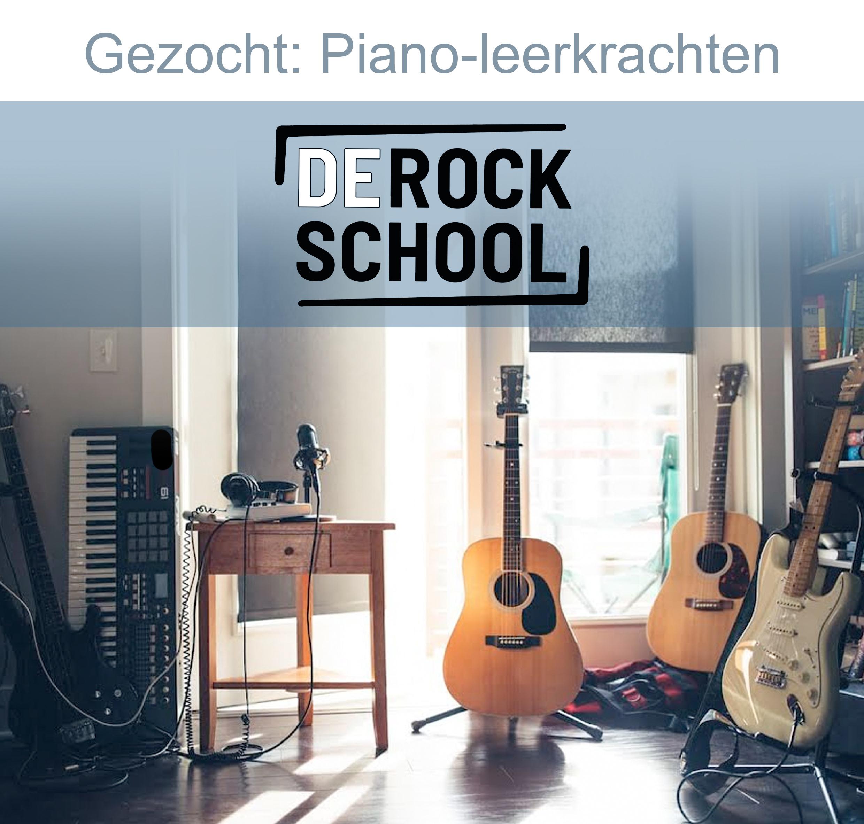 Piano-leerkrachten